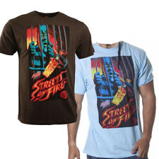 Santa Cruz rues ON FIRE - Skateboard T-shirt - '80s CLASSIQUE - Jason Jessee
