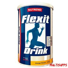 NUTREND FLEXIT drink powder joints bones support collagen vitamins glucosamine