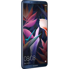 "Huawei Mate 10 Pro BLA-A09 128GB (FACTORY UNLOCKED) 6.0"" Black Blue Gray"