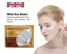 Crystal Collagen White Eye Masks Plumping Anti Ageing Moisturizer Mask Skin Care