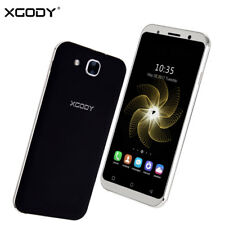 Dual SIM Card Smartphone Mobile 8GB ROM Quad Core Android Xgody S11 5.3''