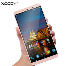Smartphone Android Unlocked 8GB ROM MTK6580 Quad Core XGODY 3G  6'' Mobile Phone