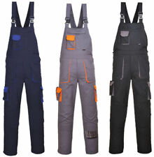 Portwest TX12 Texo Bib & Brace Work Wear Overall | Coverall