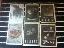 PIXIES - ORIGINAL ADVERT / SMALL POSTER dig for fire VELOURIA planet of sound