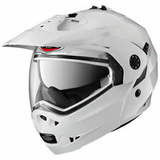 Caberg Tourmax casco plegable - Blanco Metálico