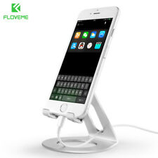 Universal Mobile Phone Tablet iPad Desk Metal Stand Holder For Mobile Phones