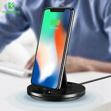 Desktop Table Dock Station Stand Holder Phone Charger For iPhone X 8 7 6 5 iPad