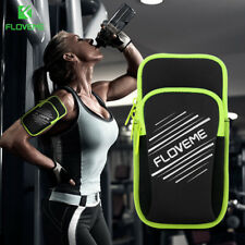 "Armband Gym Running Jogging Sport Case Bag Pouch For 5.5"" Phones iPhone X 8 7 6+"