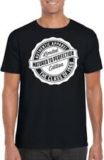 50° Gadget Regalo Compleanno Matured to Perfection ANNO 1968 Unisex tshirt