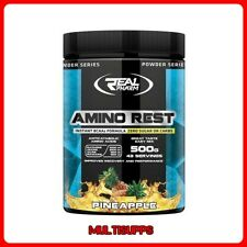 REAL PHARM AMINO REST 500G best Amino Acids 5g bcaa and 5g of glutamine