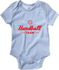 Body neonato SP0075 Handball Team Maglietta