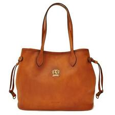 Pratesi borsa donna a spalla in pelle italian leather sholder bags shopper