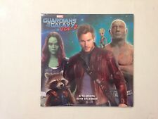 Guardians Of The Galaxy Vol. 2 Calender 2018 Marvel 16 Month Lootcrate
