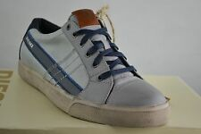 Diesel D Perizoma Low Uomo Sneaker in pelle scarpa casual TURN Chucks TGL 43