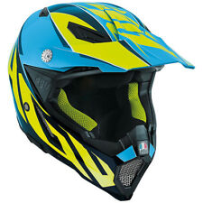 Casco Moto Cross AGV AX-8 Evo Multi Arma Nero