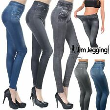 3 X Zlimmy Slim Caresse Jeans Skinny Jeggings Shapewear Slimming Control Ladies