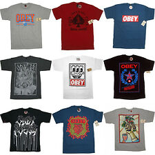 OBEY T-Shirts - Official 100% Genuine - Andre Giant Streetwear T Shirt Clothing