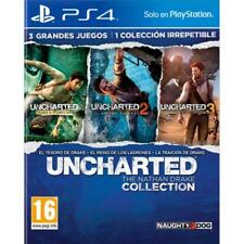 Uncharted: The Nathan Drake Collection PS4-S4UNCH