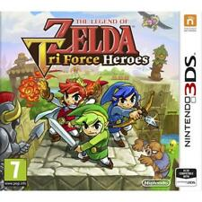 The Legend Of Zelda: Tri Force Heroes 3DS-D3ZETH