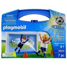Playmobil Sports & Action Maletn de Futbol-5654