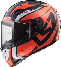 LS2 FF323 ARROW C EVO Sting arancio integrale da MOTO SPECIFICHE DA CORSA CASCO