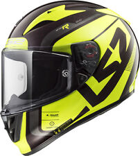 LS2 FF323 ARROW C EVO STING giallo integrale da MOTO SPECIFICHE DA CORSA CASCO