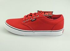 Vans Atwood Chili Pepper Unisexe Chaussures Baskets Homme Authentique Rouge Neuf
