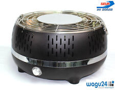 Barbacoa CoolTouch 2.0 madera carbón parrilla jardin grill braseria