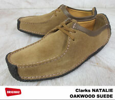 Clarks Mens Originales Natalie Oakwood ante Stock Limitado 7,8, 9,10, 11G