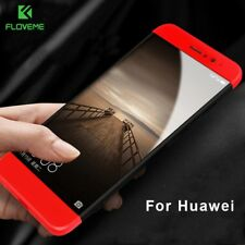 Luxury Ultra Slim 360° Full Coverage Hybrid Phone Case Cover For Huawei P9 P10