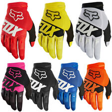FDS Cycling Gloves Full Finger Biking motorbike short leather Protection