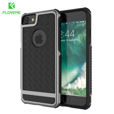 Heavy Duty Hybrid Armor Slim Tough Plastic TPU Phone Case Cover For iPhone 7 6 5
