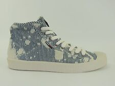 TOMMY HILFIGER SNEAKER SCARPE UOMO TURN Lifestyle Suede philip2d UK 8 TGL 42