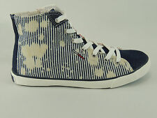 Tommy Hilfiger HILTON 8S SCARPE DONNA SNEAKERS JEANS 37 TGL TURN SPORT CORSA