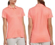 Brand New - Genuine Nike Golf Women's Icon Orange Polo Shirt  Size M UK 12