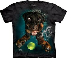 The Mountain Adult Underwater Dog Mylo Seth Casteel T Shirt