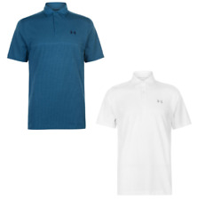 Under Armour Camisa de Polo Camiseta hombre manga corta 10