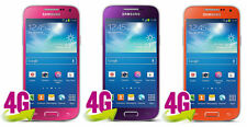 New Original Samsung Galaxy S4 Mini i9195 4G LTE NFC GPS Unlocked Smartphone