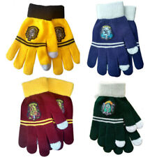 Guantes Tactil HARRY POTTER - Gryffindor Hufflepuff Ravenclaw Slytherin COSPLAY