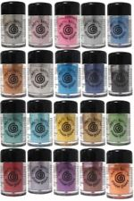 Phill Martin Cosmic Shimmer Shimmer Shakers - ALL COLOURS - Mica Pigment Dye