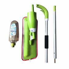 Water Spray Mop Flat Mop Long Handle Home Supplies Household Cleaning Tools @f