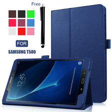 For Samsung Galaxy Tab A6 10.1 T580 T585 Leather Tablet Stand Cover Case 2018