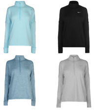 Nike Top T-shirt T-Shirt T-SHIRT MANICA LUNGA DONNA JOGGING FITNESS Thermal 6181