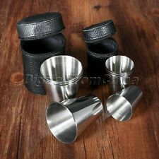 Steel Coffee Beer Milk Tea Drinking Cups Mug For Travel Camping Holiday Picnic