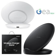 SAMSUNG Wireless Charger Stand ORIGINALE EP-N5100B Fast Per Galaxy S6 S7 S7 EDGE