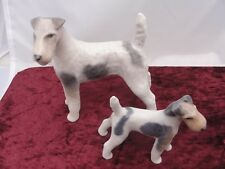 DIFFERENT ROYAL COPENHAGEN VINTAGE FIGURINE DOG PLEASE PICK
