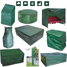 Heavy Duty Waterproof Garden Patio Outdoor Furniture Cover Parasol Chairs Table