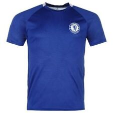 Adidas Maillot Foot Tee-Shirt Tshirt T Hommes Manches Courtes Chelsea Jersey 007
