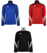ADIDAS MAILLOT FOOT Tee-shirt TSHIRT T SHIRT MANCHES LONGUES HOMME FOOTBALL 9068