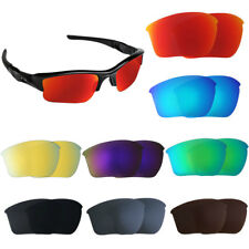 Replacement Polarized Lenses for-Oakley Half Jacket 2.0XL Sunglasses Frames